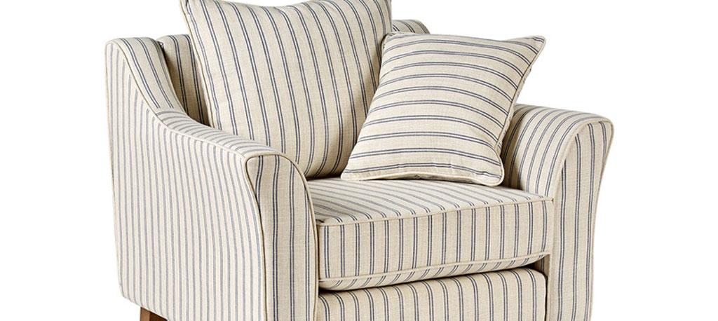 El proceso del tapizado de un sofá
